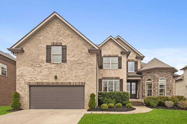 4169 Miles Johnson Pkwy, Spring Hill, TN 37174 (MLS #RTC2278509) :: Ashley Claire Real Estate - Benchmark Realty
