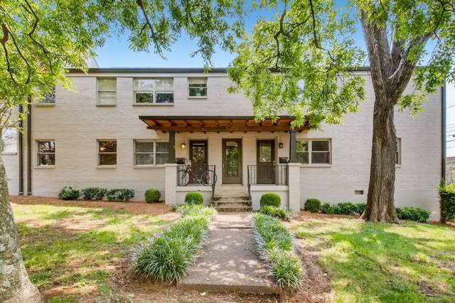 512 Chesterfield Ave C5, Nashville, TN 37212 (MLS #RTC2278530) :: Berkshire Hathaway HomeServices Woodmont Realty