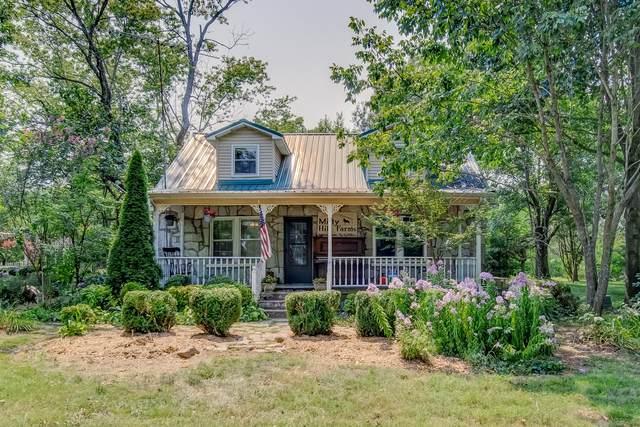2605 Midland Rd, Shelbyville, TN 37160 (MLS #RTC2278536) :: Village Real Estate