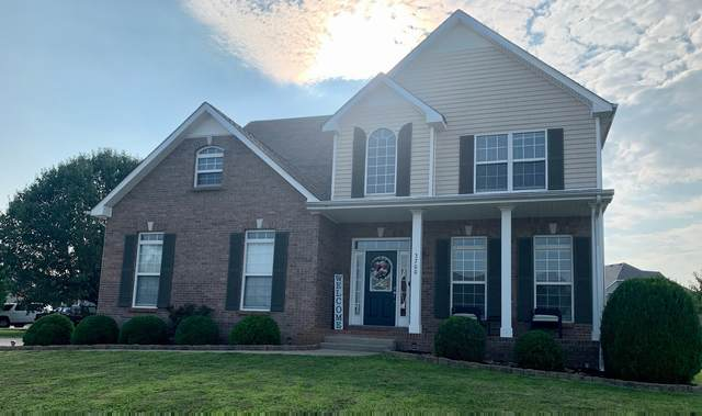 3700 Meadow Knoll Ct, Clarksville, TN 37040 (MLS #RTC2278552) :: Kimberly Harris Homes
