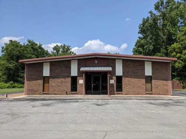 2230 N Jackson St, Tullahoma, TN 37388 (MLS #RTC2278561) :: Platinum Realty Partners, LLC