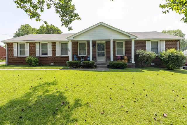 106 Lady Marion Dr, Clarksville, TN 37042 (MLS #RTC2278586) :: Village Real Estate