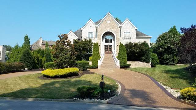 1211 Rolling Creek Dr, Brentwood, TN 37027 (MLS #RTC2278641) :: Ashley Claire Real Estate - Benchmark Realty
