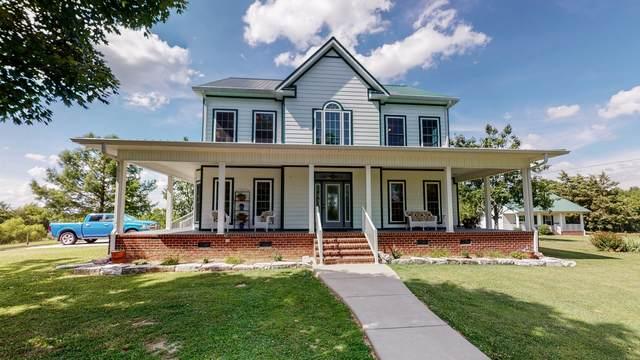 499 New Center Church Rd, Shelbyville, TN 37160 (MLS #RTC2278645) :: Platinum Realty Partners, LLC