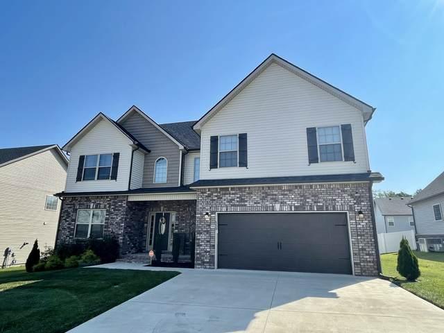 333 Winter Terrace Ln, Clarksville, TN 37040 (MLS #RTC2278653) :: The Helton Real Estate Group