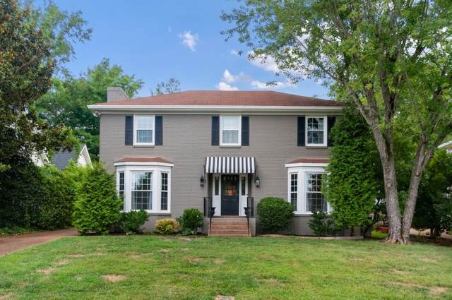 605 Foxborough Sq N, Brentwood, TN 37027 (MLS #RTC2278670) :: Ashley Claire Real Estate - Benchmark Realty