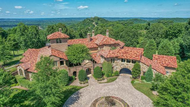 414 Lake Valley Dr, Franklin, TN 37069 (MLS #RTC2278714) :: Ashley Claire Real Estate - Benchmark Realty
