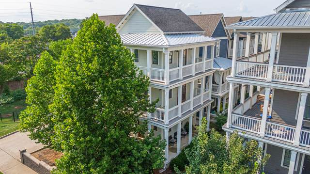 204 Burns Ave #15, Nashville, TN 37203 (MLS #RTC2278755) :: Ashley Claire Real Estate - Benchmark Realty
