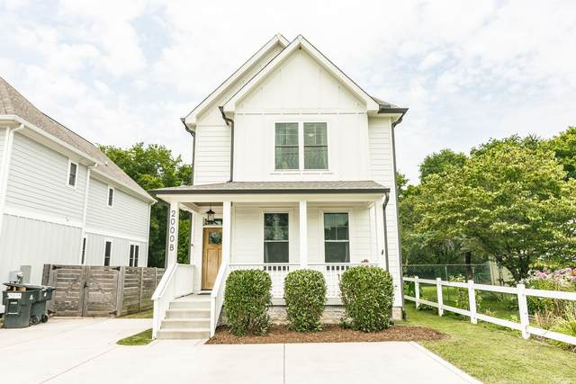 2000B Hutton Dr, Nashville, TN 37210 (MLS #RTC2278760) :: DeSelms Real Estate