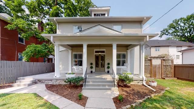 2116 Elliott Ave, Nashville, TN 37204 (MLS #RTC2278771) :: Ashley Claire Real Estate - Benchmark Realty