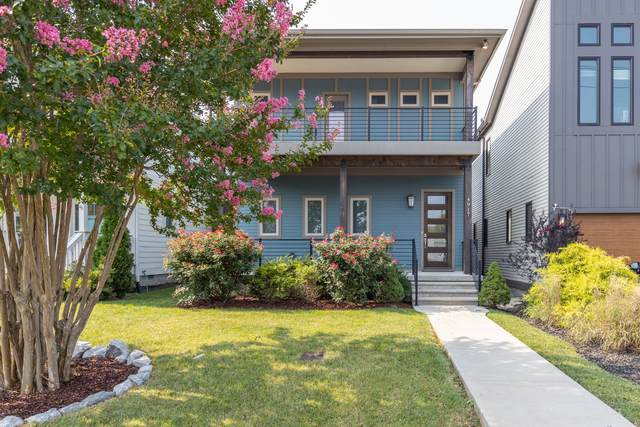 4917 Tennessee Ave, Nashville, TN 37209 (MLS #RTC2278840) :: Ashley Claire Real Estate - Benchmark Realty