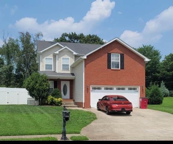 1837 Jackie Lorraine Dr, Clarksville, TN 37042 (MLS #RTC2278846) :: Platinum Realty Partners, LLC
