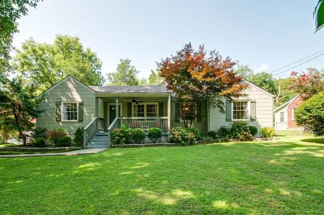 1706 Golf St, Nashville, TN 37216 (MLS #RTC2278900) :: The Helton Real Estate Group
