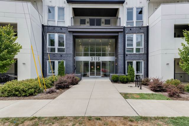 3116 W End Cir #307, Nashville, TN 37203 (MLS #RTC2278921) :: Ashley Claire Real Estate - Benchmark Realty
