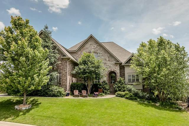 5002 Perth Ct, Spring Hill, TN 37174 (MLS #RTC2278932) :: The Helton Real Estate Group