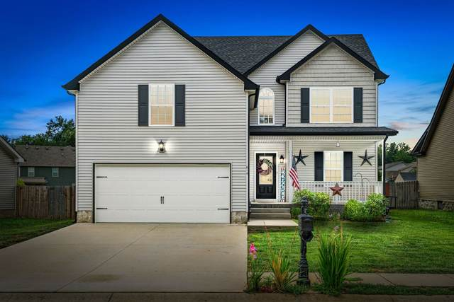614 Fox Path Ln, Clarksville, TN 37040 (MLS #RTC2278966) :: The Helton Real Estate Group