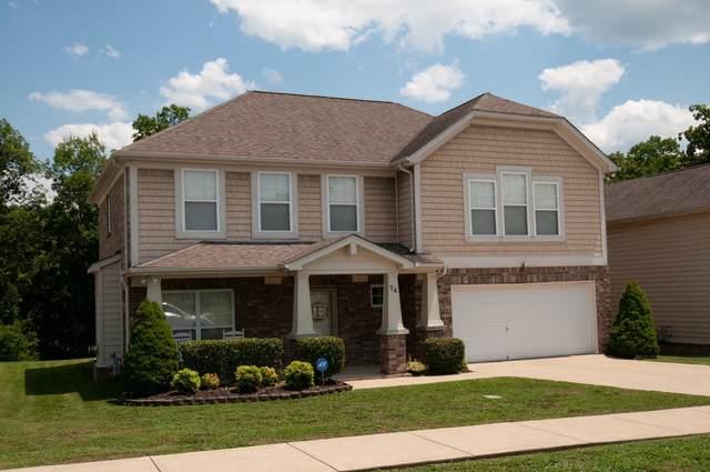 74 Villa Way, Hendersonville, TN 37075 (MLS #RTC2278980) :: The DANIEL Team   Reliant Realty ERA