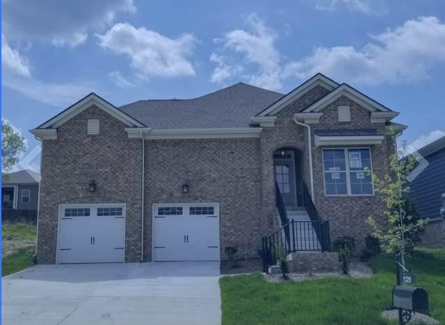 1329 Duns Ln, Nolensville, TN 37135 (MLS #RTC2278987) :: Candice M. Van Bibber   RE/MAX Fine Homes