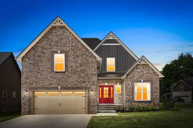 1177 Christian James Ct, Clarksville, TN 37043 (MLS #RTC2279056) :: Candice M. Van Bibber | RE/MAX Fine Homes