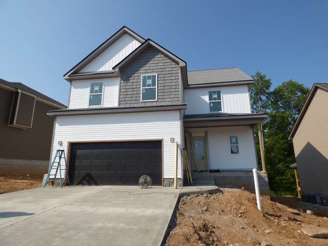 1054 Winesap Rd, Clarksville, TN 37040 (MLS #RTC2279064) :: The DANIEL Team   Reliant Realty ERA
