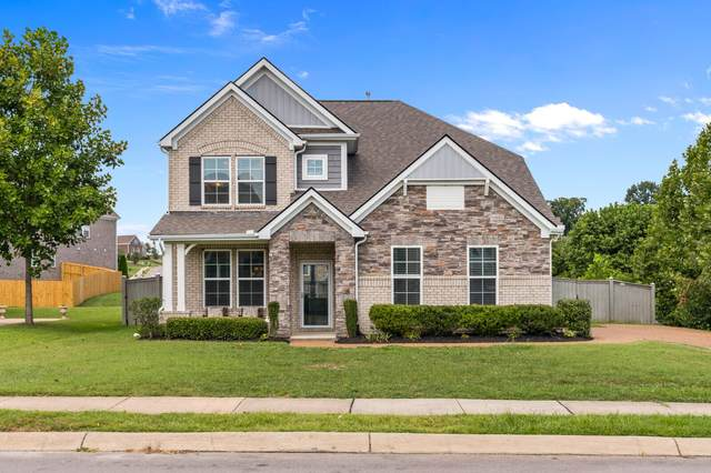1055 Harvey Springs Dr, Spring Hill, TN 37174 (MLS #RTC2279109) :: Ashley Claire Real Estate - Benchmark Realty