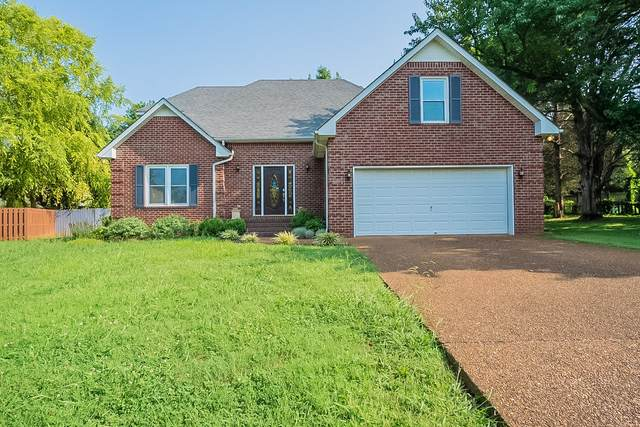 2529 Wythe Close, Murfreesboro, TN 37130 (MLS #RTC2279110) :: Ashley Claire Real Estate - Benchmark Realty