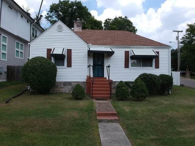 812 Horner Ave, Nashville, TN 37204 (MLS #RTC2279115) :: John Jones Real Estate LLC