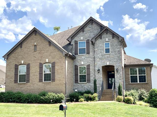 101 Carly Close W, Hendersonville, TN 37075 (MLS #RTC2279176) :: Cory Real Estate Services