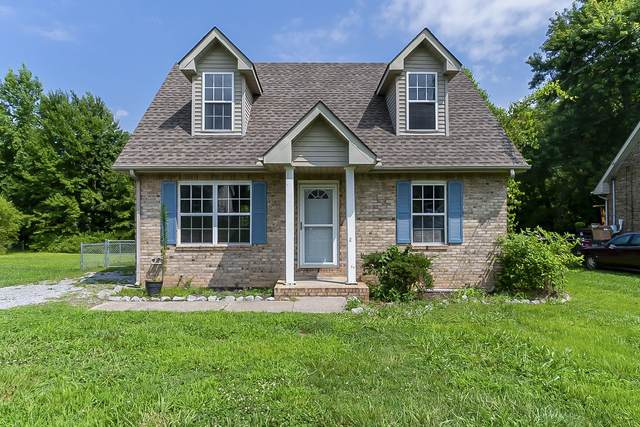 709 Anita Ct, Clarksville, TN 37042 (MLS #RTC2279220) :: The Home Network by Ashley Griffith