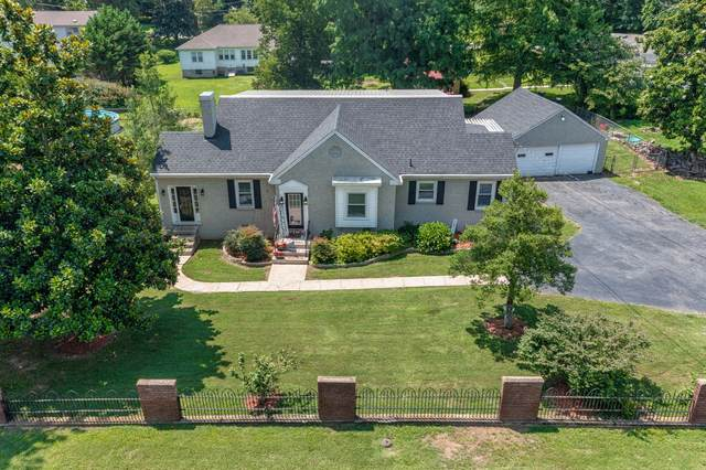 1106 S Brittain St, Shelbyville, TN 37160 (MLS #RTC2279337) :: RE/MAX Homes and Estates, Lipman Group