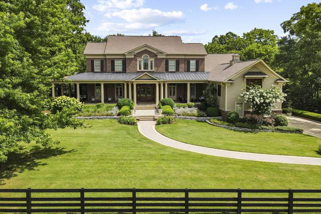 1004 Liberty Church Trl, Brentwood, TN 37027 (MLS #RTC2279390) :: Morrell Property Collective | Compass RE