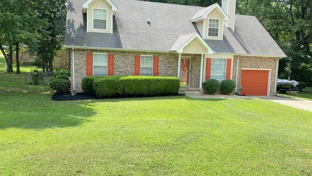 103 Deepwood Ct, Clarksville, TN 37042 (MLS #RTC2279567) :: DeSelms Real Estate