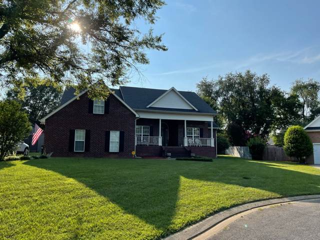 303 Trenton Ct, Murfreesboro, TN 37130 (MLS #RTC2279593) :: Nashville on the Move