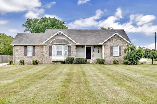 287 Joyce Cir, Lafayette, TN 37083 (MLS #RTC2280115) :: Nashville on the Move