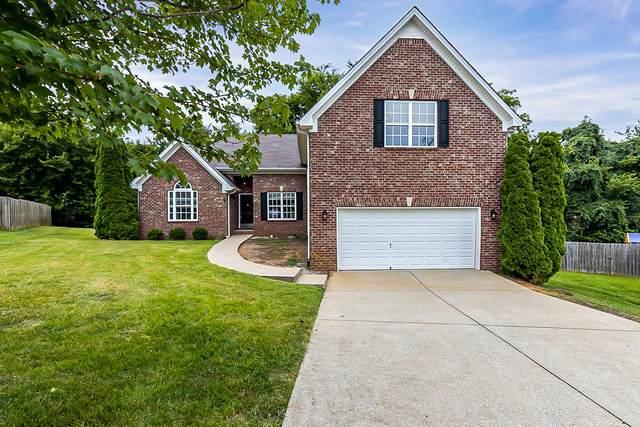 3339 Monoco Dr, Spring Hill, TN 37174 (MLS #RTC2280270) :: John Jones Real Estate LLC