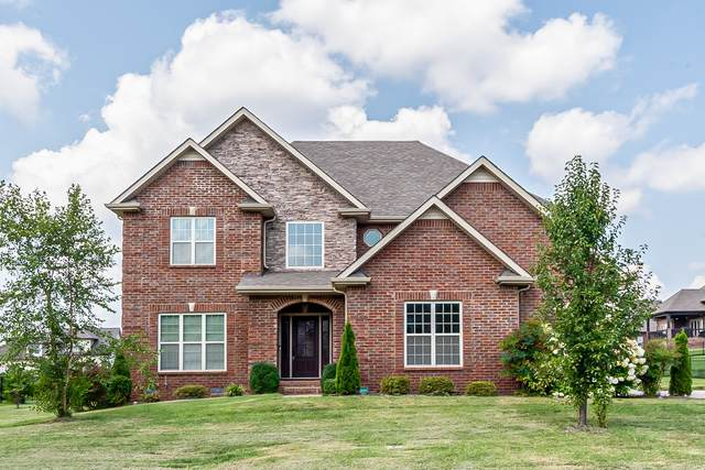 3148 Carrie Taylor Cir, Clarksville, TN 37043 (MLS #RTC2280402) :: Village Real Estate