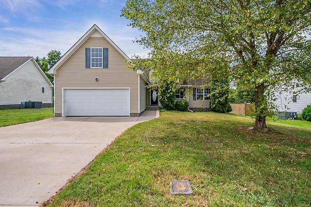 4056 Challis Dr, Clarksville, TN 37040 (MLS #RTC2280407) :: John Jones Real Estate LLC
