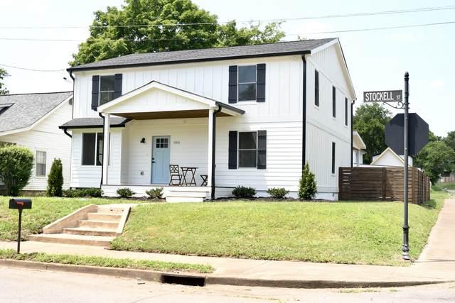 1018 Stockell St, Nashville, TN 37207 (MLS #RTC2280447) :: HALO Realty
