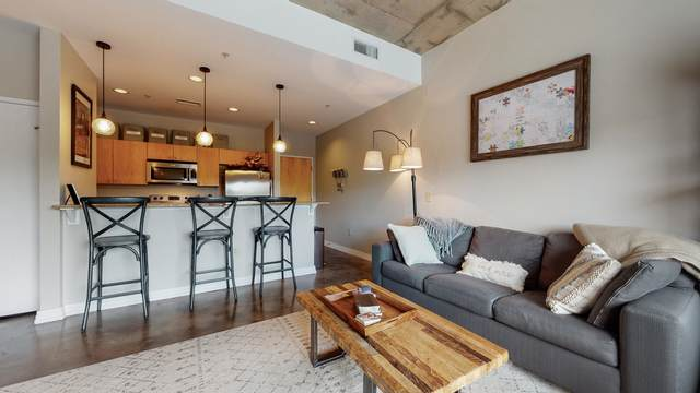 1101 18th Ave S #408, Nashville, TN 37212 (MLS #RTC2280463) :: RE/MAX Homes and Estates, Lipman Group