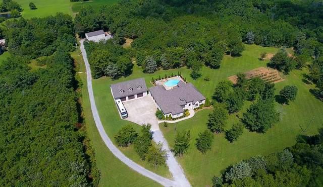 5354 Johnson Rd, Murfreesboro, TN 37127 (MLS #RTC2280705) :: John Jones Real Estate LLC