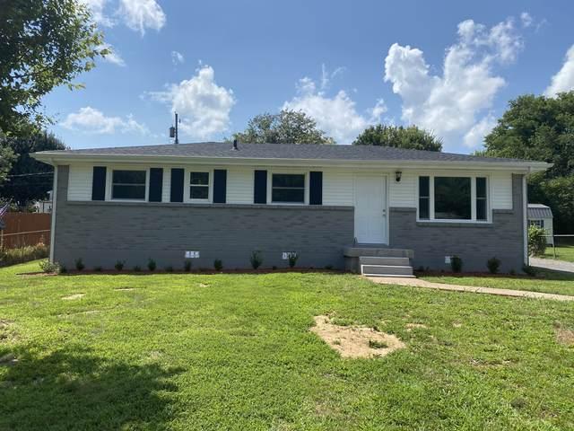 1458 Glendale Cir, Clarksville, TN 37043 (MLS #RTC2280876) :: Re/Max Fine Homes