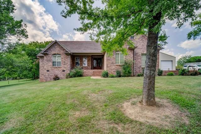 3832 Blackberry Ridge Ln, Mount Pleasant, TN 38474 (MLS #RTC2280943) :: Nashville Roots