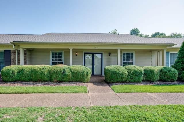 917 Todd Preis Dr, Nashville, TN 37221 (MLS #RTC2280961) :: Cory Real Estate Services