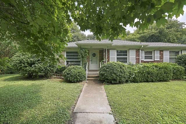 1305 Sunnymeade Dr, Nashville, TN 37216 (MLS #RTC2281002) :: John Jones Real Estate LLC