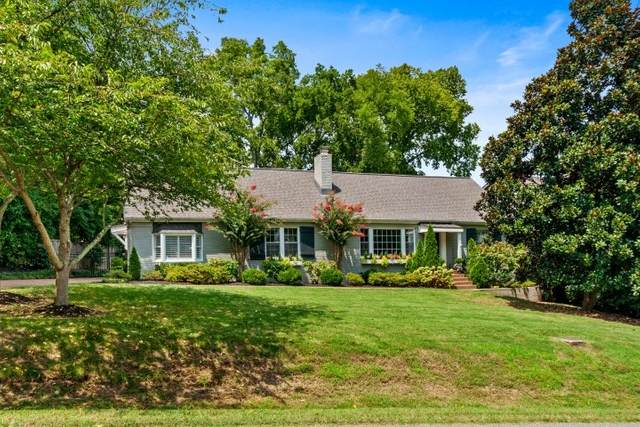 3723 Woodmont Ln, Nashville, TN 37215 (MLS #RTC2281238) :: Maples Realty and Auction Co.
