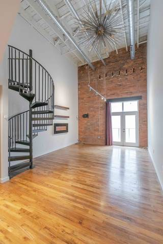 231 Rep John Lewis Way N #407, Nashville, TN 37219 (MLS #RTC2281366) :: DeSelms Real Estate