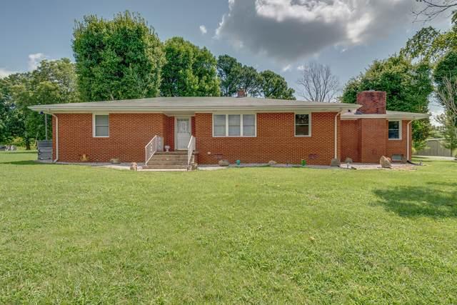 100 High St, Vanleer, TN 37181 (MLS #RTC2281634) :: Village Real Estate
