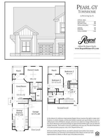 6629 Hanworth Trce, Smyrna, TN 37167 (MLS #RTC2281650) :: DeSelms Real Estate