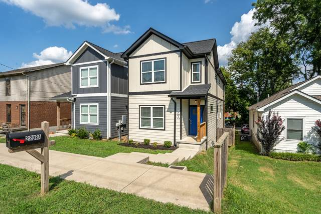 2208 24th Ave N A, Nashville, TN 37208 (MLS #RTC2281707) :: RE/MAX Fine Homes
