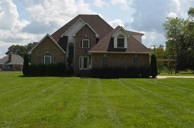 1104 Country Club Dr, Tullahoma, TN 37388 (MLS #RTC2281758) :: Cory Real Estate Services